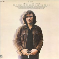 Kris Kristofferson The Silver Tongued Devil and I – Knick Knack Records