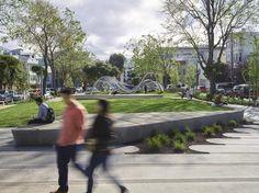 South Park, San Francisco by Fletcher Studio « Landscape Architecture Works | Landezine