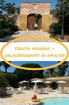 Tenuta Moreno. 4-Sterne-Hotel im Herzen Apuliens. Für uns der ideale Ausgangspunkt für Ausflüge. Erholung am Pool und bei Wellness.