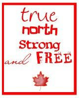 Canada Day printables