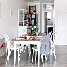 Dining area | Take a tour around a three-storey Victorian semi | House tour | Livingetc | PHOTO GALLERY