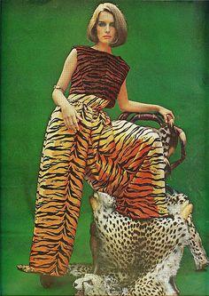 Tiger | Ladies' Home Journal, December 1964