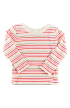 Peek 'Zoe' Tee (Baby Girls)