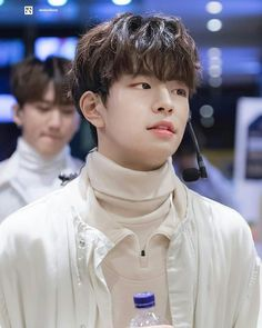 -  180111 HQ — Seungmin  @ M!Countdown Special Stage  © monoclassy