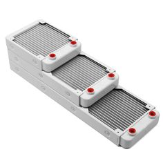 Aluminum 120mm 240mm 360mm 18 Pipe Computer Water Discharge Heat Dissipation Cooling Radiator