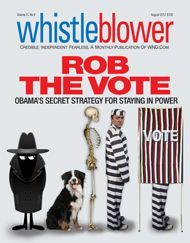 ROB THE VOTE: Obama's secret strategy for staying in power. The Obama administration is widely regarded as the most lawless in U.S. history. Obama's violations are so blatant and manifold that nine states have joined together to sue the federal government for its rampant lawlessness.
