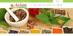 WordPress Website (http://axiomayurveda.com/) Web Programming wordpress,cms-development,html,jquery,logo-design,website-development Axiom is today the leading supplier of various herbal formulations in India. We manufacture Ayurvedic medicines, Herbs Juices, Ayurvedic Cosmetics & Health drink.