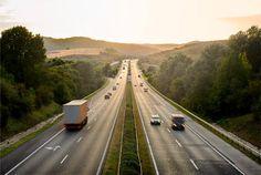 Motorway cruising