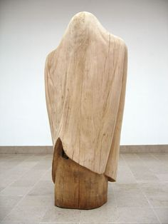 Laurent le Deunff - Fantôme volant (Flying Ghost),  2008 -  Oak
