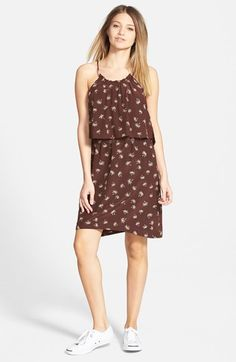Madewell 'Kiera' Overlay Dress available at #Nordstrom