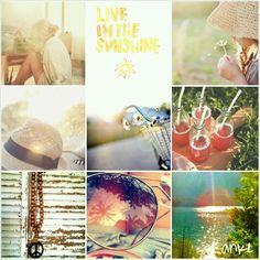 Moodboard | sunshine #