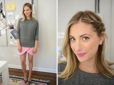 Weekday Wardrobe | Cupcakes & Cashmere