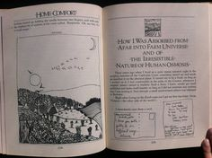 Hippie Commune History! A drawing & story by Alicia Bay Laurel.  From Home Comfort: Life on Total Loss Farm via Builders of the New Dawn