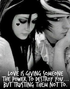 Emo Pictures Love Quotes and Sayings - Love Quotes Pictures Emo Love Quotes, Famous Love Quotes, Hurt Quotes, Love Quotes For Him, Great Quotes, Favorite Quotes, Inspirational Quotes, Cutest Quotes, Frases Emo