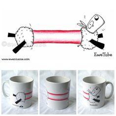 Ewetube mug