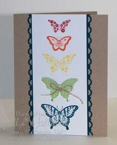 Jill's Card Creations: A Catalog Case