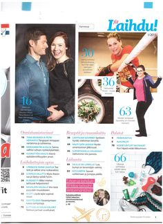 Wean Green at FIt Laihdu Magazine Finland 1 2015   www.bigsmallcompany.com Petra, Finland, Magazine, Fitness, Green, Movies, Movie Posters, Films, Film Poster