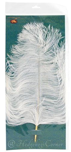 Wizarding World Harry Potter Scribbulus Ink Quill White Ostrich Feather Large http://www.bonanza.com/listings/Wizarding-World-Harry-Potter-Scribbulus-Ink-Quill-White-Ostrich-Feather-Large/189065853
