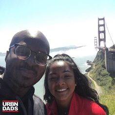 My ace my #1 my I would do anything for my I wish someone would my baby girl! Love this one!! #DaddysGirl #FathersAndDaughters #Kids #GoldenGate #Shooters #Killers @soul2soles #fatherhood #parenting #family #dads #dads #blackfathers #blackdads #urbndads #