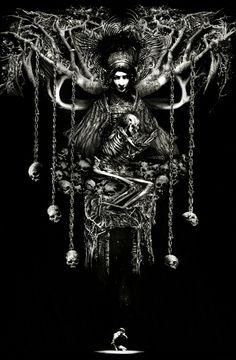 A Feast of Saints by ~Blasterkid