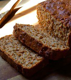 My Vegan Cookbook -Low Fat Zucchini Bread