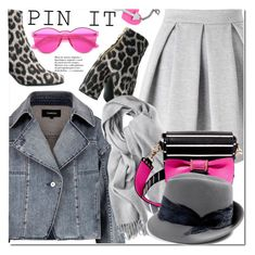 """""""Pins With Personality"""" by j-sharon ❤ liked on Polyvore featuring Celebrate Shop, Miss Selfridge, ZeroUV, STELLA McCARTNEY, Gant Rugger, Betsey Johnson, Banana Republic and pins"""