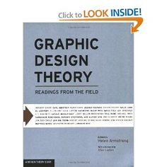 Amazon.com: Graphic Design Theory: Readings from the Field (Design Briefs) (9781568987729): Helen Armstrong: Books