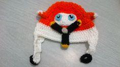 Gorro Aviones a Crochet con orejeras