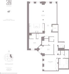 Tribeca's Newest Conversion Has Floorplans, $53M Penthouse - First Looks - Curbed NY