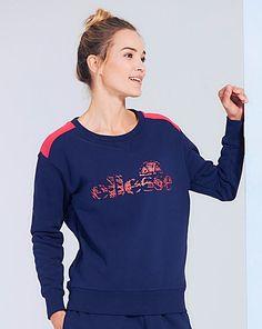 Ellesse Sweatshirt   Simply Be