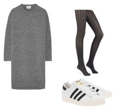 """Untitled #65"" by olilandy on Polyvore featuring Acne Studios and adidas Originals"