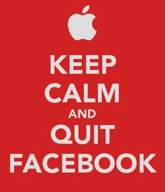 Why I quit Facebook and we are sharing much more than you think  -Chris Chan, MBA via Linkedin