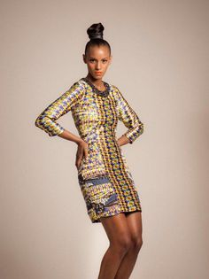 Pics For > South African Dress Designs 2013
