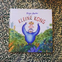 My book is heeerrree! Just got the advance copy in the post all the way from Holland. Thankyou #Lemniscaat you've done a great job!  #firstbook #childrensbooks #LittleKong #kleinekong #kidlit #kidlitart #kidsbookstagram #childrensillustration