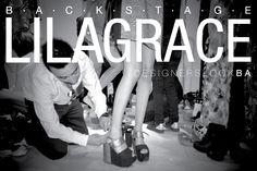 BACK LILAGRACE EN EL TATTERSALL SS14