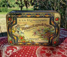 Fabulous Antique French Art Nouveau Bonbon by charenteschic