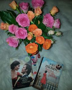 2 books : Me before you & Me after you