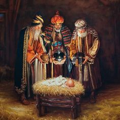 Wise Men Still Seek Him by Mark Missman Nativity Manger Scene Framed Art Print Picture Vintage Christmas Cards, Christmas Pictures, 3 Reyes, Christmas Nativity Set, The Nativity, Nativity Scenes, Christmas Bells, We Three Kings, Illustration Noel