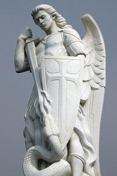 St Michael Arch angel.