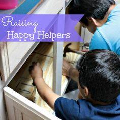 Raising Happy Helpers