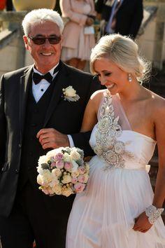 Anna Campbell Vintage, gossamer Size 10 Pre-Owned Wedding Dress   Still White