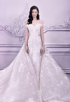 Short Sleeved/Cap Sleeved/Off The Shoulder Sleeves Wedding Gown Inspiration