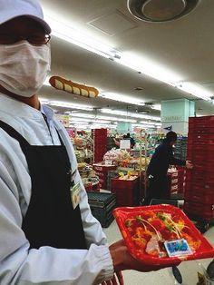 Mr. Ito boast lunch