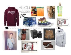 """Mall With Kian <3"" by xxx-izzy-xxx ❤ liked on Polyvore featuring Freestyle, Burberry, Hollister Co., Converse and Été Swim"