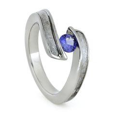 blue moissanite - Google Search