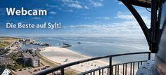 Webcam Hörnum auf Sylt