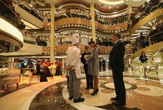 Kate Middleton en el bautizo del crucero Princess