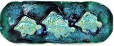 Ceramic Tile Backsplash, Ceramic Wall Art, Wall Tile, Kitchen Backsplash, Fish Wall Decor, Fish Wall Art, Tang Fish, Hawaiian Sea Turtle, Pineapple Art