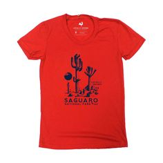 Saguaro National Parks Tshirt