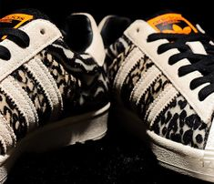 The atmos x adidas Superstar Crazy Animal Pack Is Set For October 3rd Arrival